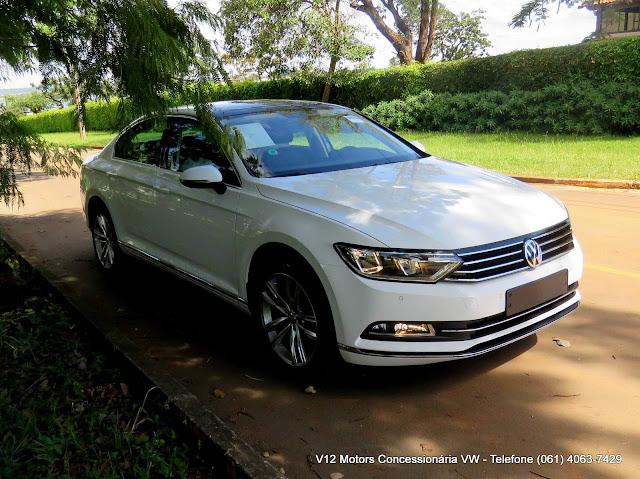 VW Passat 2016 Brasil