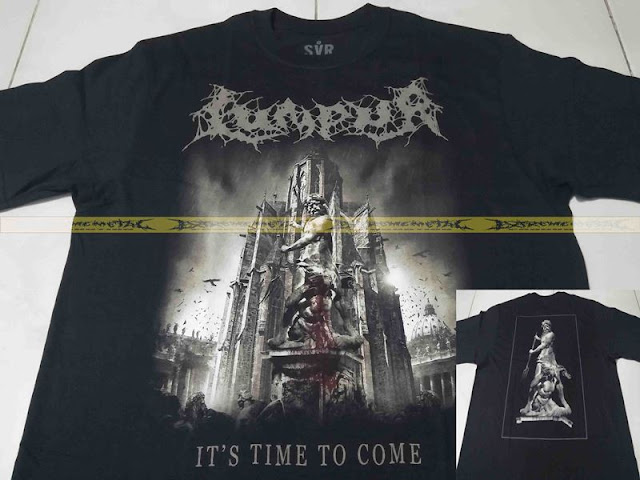 T-Shirt LUMPUR - It's Time To Come
