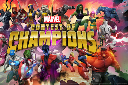 Download MARVEL Contest of Champions MOD APK 11.0.0 Increased Damage Terbaru