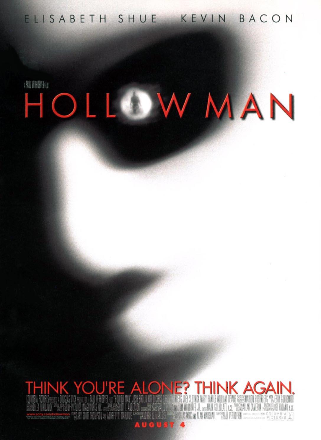Happyotter: HOLLOW MAN (2000)