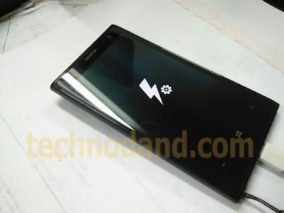 Cara Flash  Handphone Lumia Dengan WPID