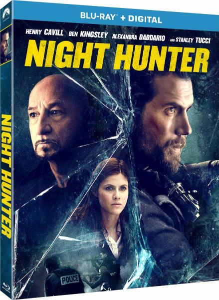 [Movie] Night Hunter (2018) BRRip 625MB nItRo