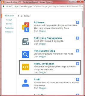 Cara Terbaik Membuat Widget Search Pada Blog