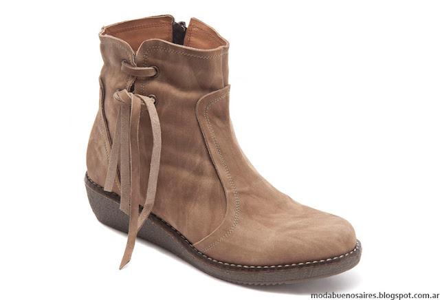 Botas 2016 Traza Calzados. Moda invierno 2016 botas.