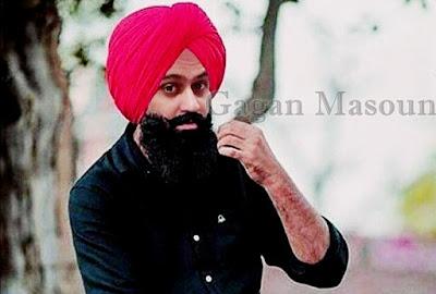 Gagan Masoun Punjabi Shayari