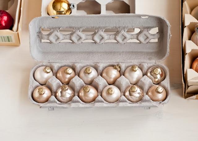 wkłady od jajek użycie