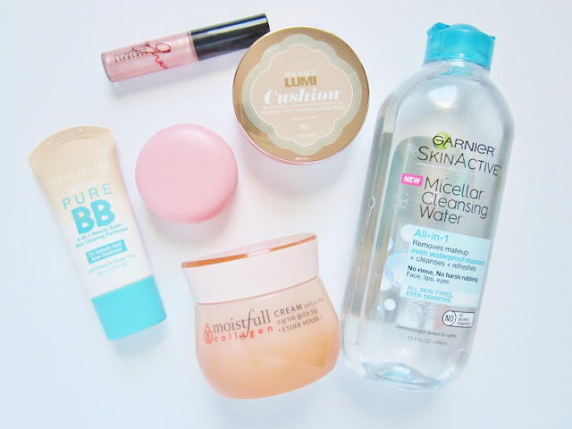 January 2016 Beauty Favorites