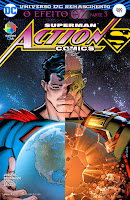 DC Renascimento: Action Comics #989