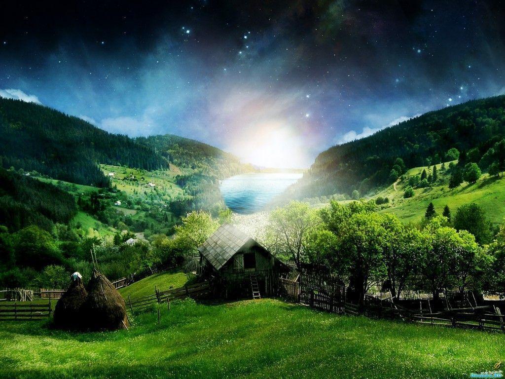 beautifull landscape wallpaper