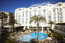 Grand Hyatt Cannes Hotel Martinez - France Celebrity