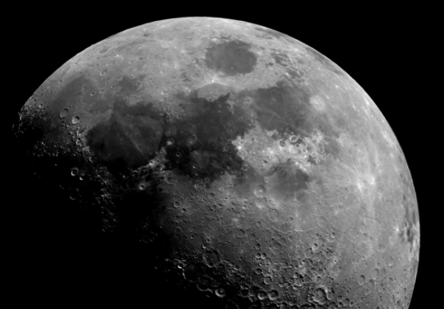 'Clouded side' of moon seen from surface for first time