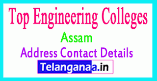 Top Engineering Colleges in Assam