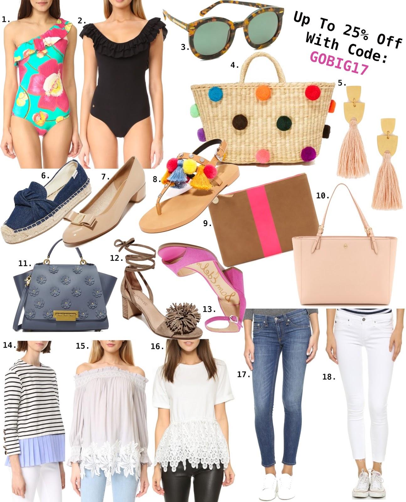 0c7d58596b33 HUGE Designer Spring Sale - Up To 25% Off! Spring Favorites - Something  Delightful Blog
