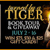 Blog Barrage & Giveaway -  turned by a Tiger  by Felicity Heaton  @felicityheaton