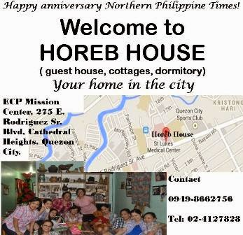 Horeb House, Cathedral Heights, Quezon City
