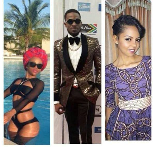 Check Out This 5 Pretty Girlfriends Of Nigerian Celebrities Photos