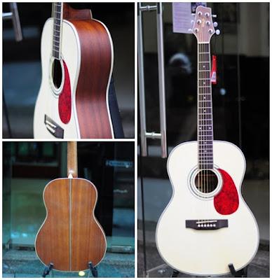 Giá Đàn Guitar Acoustic Stagg SF209NS hiện nay là bao nhiêu