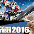 GunPla Lineup October 2016