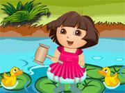 Dora Attack Fun