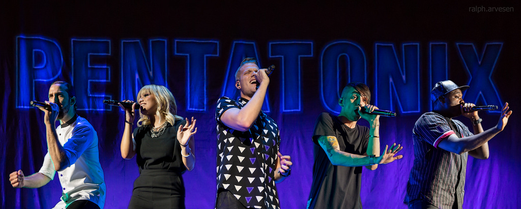 Pentatonix performing in Austin, Texas - Texas Review