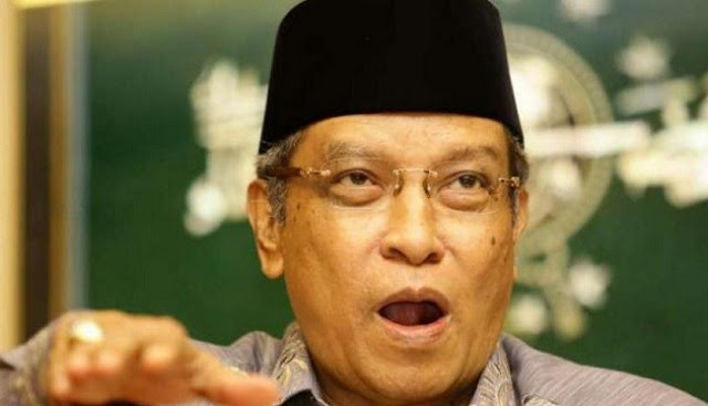 Said Aqil Serukan Umat Islam Boikot Produk Myanmar, Komentar Netizen Ini Bikin Nyesek!
