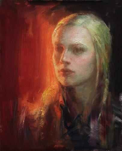 Véu de Inocência - Ignat Ignatov e suas mais belas pinturas  ~ Pintora russa