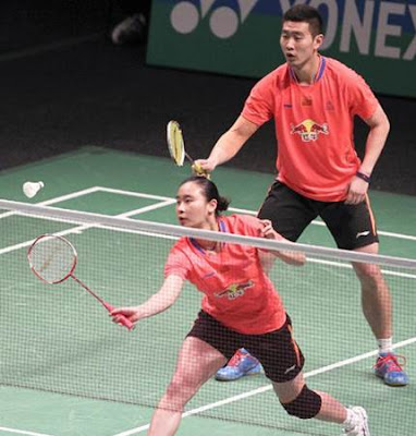 MIXED DOUBLE FINAL BADMINTON WORLD CHAMPIONSHIPS 2015