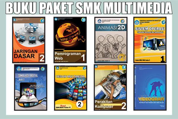 Buku Paket SMK Jurusan Multimedia Kurikulum 2013