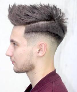 100 Model Rambut Pendek Pria Terpopuler Rekomendasi Barber Shop ... 6a7401c552