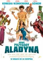 Nowe przygody Aladyna plakat film