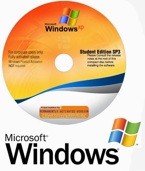 Download Microsoft Windows XP SP3 Corporate Student Edition
