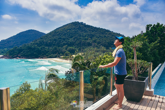 The Taaras Villa at Taaras Redang Beach Spa Resort with five bedrooms retreat