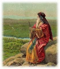 Moisés no pudo entrar a la tierra prometida