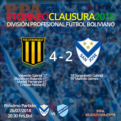 torneo clausura bolivia