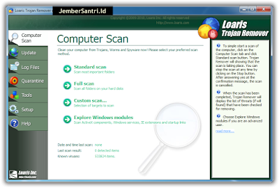 Free Download Loaris Trojan Remover 2.0.21 Full Version (Anti Virus Terbaru)