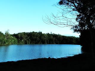 Lagoa acima da Lagoa da Garibaldi - Encantado (RS)