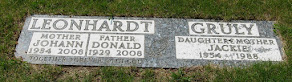 PLEASE - DO NOT ADD PAINT TO A GRANITE  GRAVEMARKER