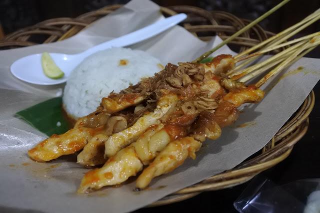 Konicipi; Sate Taichan Terenak di Semarang