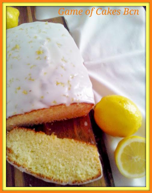 Bizcocho de Limón Starbucks Lemon Loaf