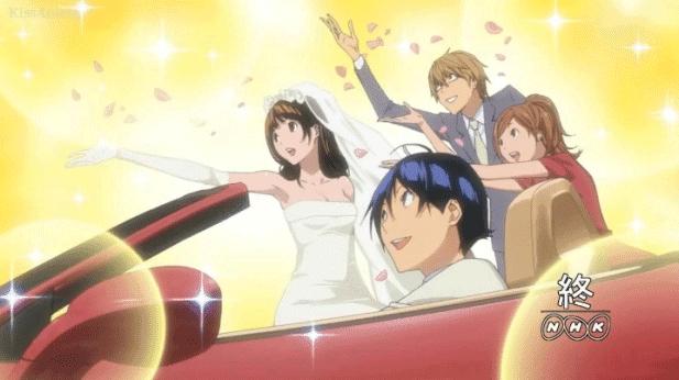 Bakuman - Daftar Anime Romance Ending Menikah
