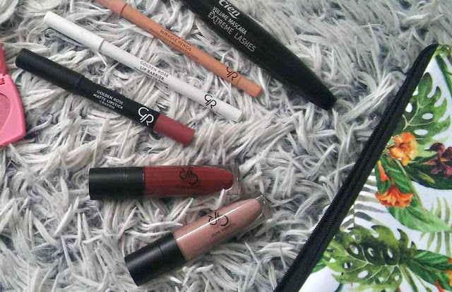 Golden Rose Matte Lipstick Crayon vs Golden Rose Lonstay Liquid Matte Lipstick