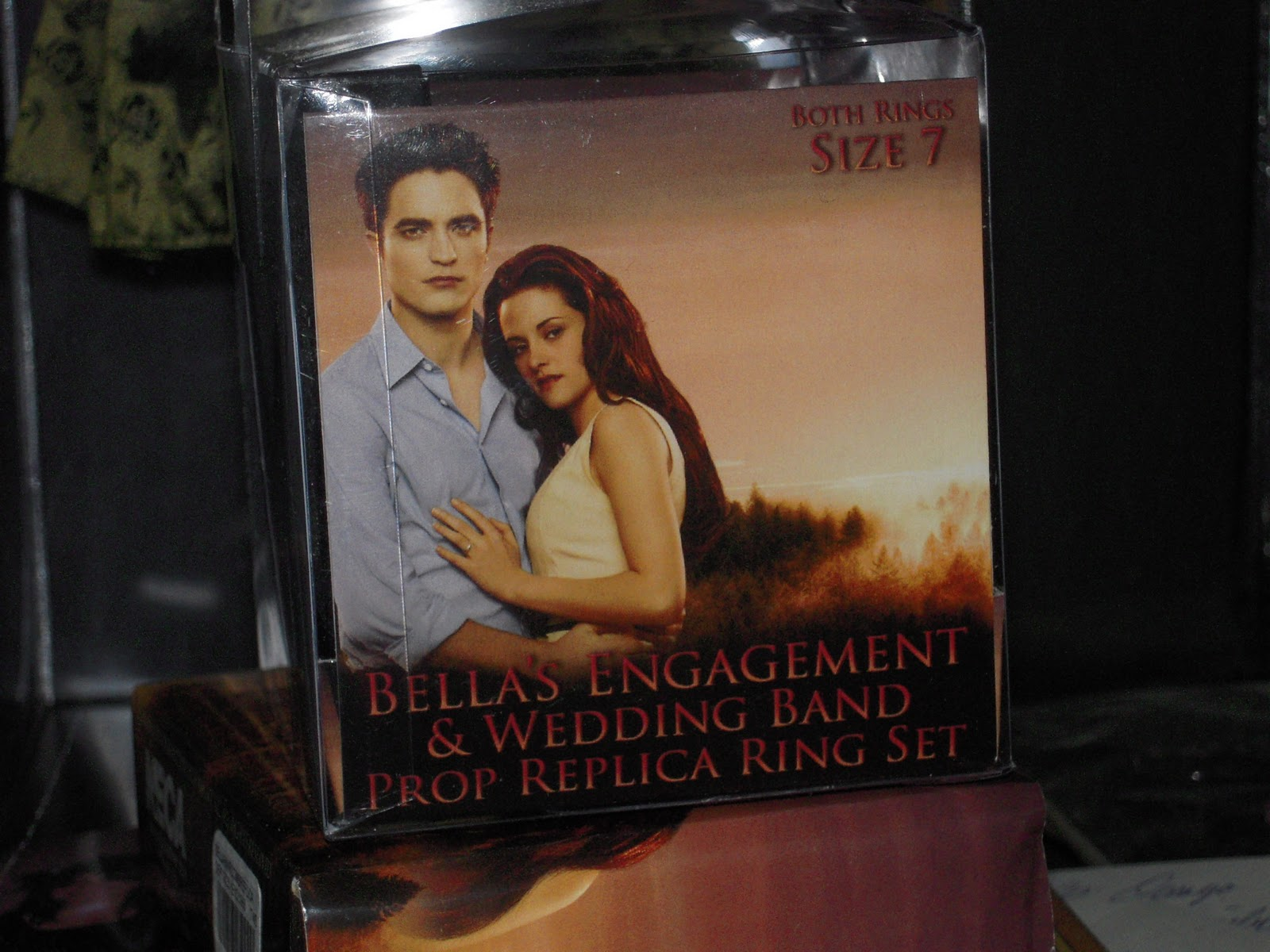 so i purchased this beautiful ring set bella's wedding ring Breaking Dawn Part 1 Bella s Engagement and Wedding Ring