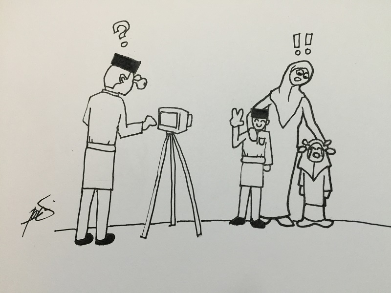 Tempahan Kartun Dan Ilustrasi Digital Padinrose Tips Hobi Dan Motivasi