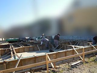 新築工事 完全自由設計 O邸 島根県浜田市 浜松建設株式会社 家の基礎工事