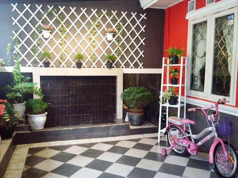 Foto Teras Rumah Minimalis Sederhana