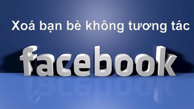 tool thanh lọc bạn bè Facebook