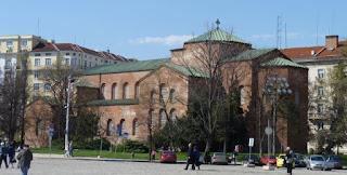 Iglesia de Santa Sofía.