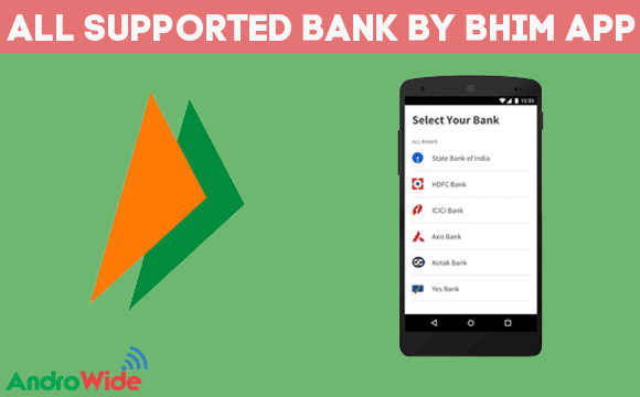 all supported banks by bhim app