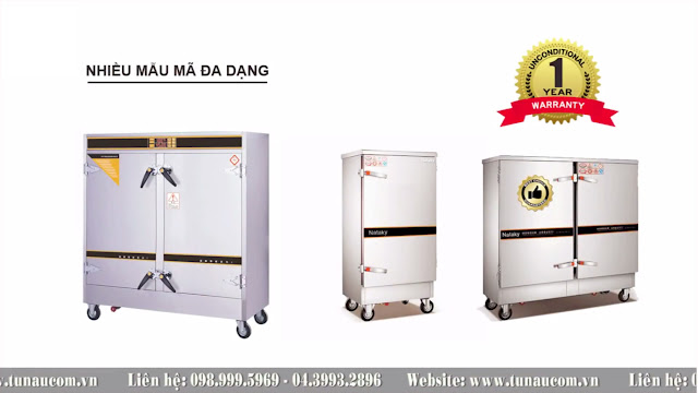 Tủ nấu cơm công nghiệp Bắc Ninh
