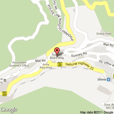 Passport Office Shimla, Regional Passport Office Address SML